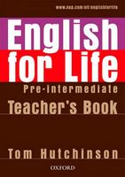 Підручник English for Life Pre-Int: Teacher's Book Pack