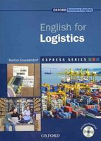 Підручник English for Logistics: Student's Book and MultiROM Pack (шт)