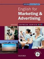Підручник English for Marketing & Advertising: Student's Book Pack