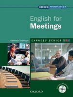 Підручник English for Meetings: Student's Book and MultiROM