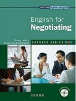 Підручник English for Negotiating: Student's Book and MultiROM Pack