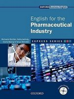 Підручник English for Pharmaceutical Industry: Student's Book Pack