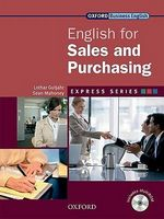 Підручник English for Sales & Purchasing: Student's Book Pack