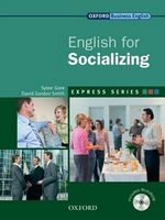 Підручник English for Socialising: Student's Book and MultiROM
