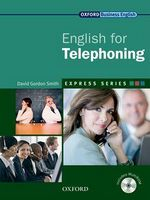 Підручник English for Telephoning: Student's Book Pack