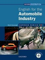 Підручник English for the Automobile Industry: Student's Book Pack