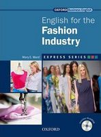 Підручник English for the Fashion Industry: Student Book and MultiROM Pack