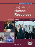 Підручник English for the Human Resources Industry: Student's Book Pack