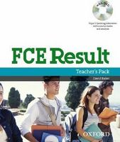 Підручник FCE Result Teacher's Pack with DVD and Dictionaries Booklet