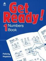 Підручник GET READY! 1 NUMBERS BOOK
