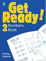 Підручник GET READY! 2 NUMBERS BOOK