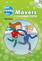 Підручник Get Ready For Movers: Students Book & MultiROM Pack