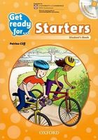 Підручник Get Ready For Starters: Students Book & MultiROM Pack
