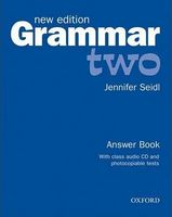 Підручник Grammar New Edition Two: Pack (Answer Book and CD)