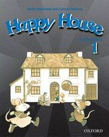Підручник HAPPY HOUSE 1 AB