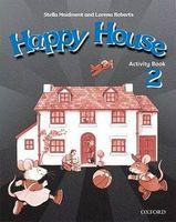 Підручник HAPPY HOUSE 2 AB
