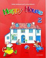 Підручник HAPPY HOUSE 2 CLASS BOOK