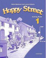 Підручник HAPPY STREET 1 ACTIVITY BOOK