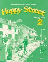 Підручник HAPPY STREET 2 ACTIVITY BOOK