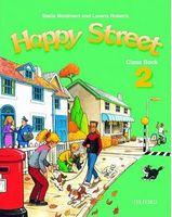 Підручник HAPPY STREET 2 CLASS BOOK