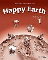 Підручник Happy Earth 1 AB