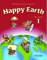 Підручник Happy Earth 1 PB
