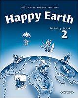Підручник Happy Earth 2 AB