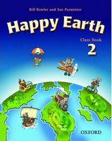 Підручник Happy Earth 2 PB