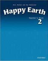 Підручник Happy Earth 2 TB