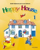 Підручник Happy House 1: Activity Book and MultiROM Pack