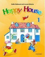 Підручник Happy House 1: Class Book