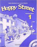 Підручник Happy Street 1: Activity Book and MultiRom Pack