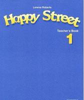 Підручник Happy Street 1: Teacher's Book