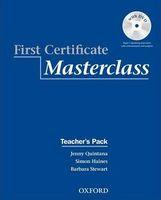Підручник New First Certificate Masterclass New Edition Teacher's Pack