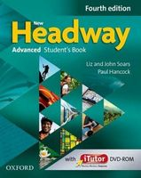 Підручник New Headway 4th Ed Advanced: Student's Book Pack and iTutor DVD-ROM