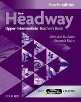 Підручник New Headway 4th Ed Upper-Intermediate: Teacher's book + Resource Disc Pack