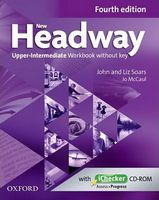 Підручник New Headway 4th Ed Upper-Intermediate: Workbook without Key and iChecker CD Pack