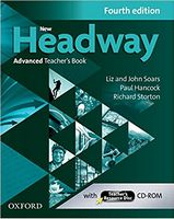 Підручник New Headway, 4th Ed Advanced: Teacher's book + Resource Disc Pack