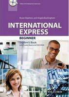 Підручник New International Express Beginner Student's Book Pack