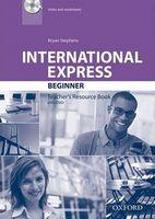 Підручник New International Express Beginner Teacher's Resource Book Pack