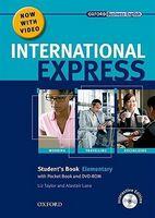 Підручник New International Express Elementary : Student's Pack Plus DVD