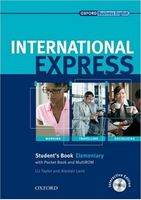 Підручник New International Express Elementary SB\MU-ROM PK