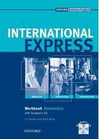 Підручник New International Express Elementary: Workbook and Student's Audio CD