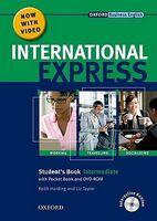 Підручник New International Express Intermediate : Student's Pack Plus DVD