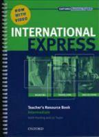 Підручник New International Express Intermediate : TRB and DVD Pack