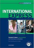 Підручник New International Express Intermediate SB W/MU-ROM PK