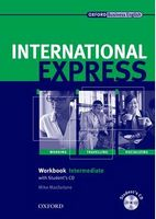 Підручник New International Express Intermediate WB & ST CD PK