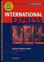 Підручник New International Express Pre-Intermediate: TRB and DVD Pack