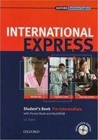 Підручник New International Express Pre-intermediate SB W/MU-ROM PK