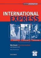 Підручник New International Express Pre-intermediate WB & ST CD PK